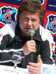 Александр Заваров, фото fcarsenal.com.ua
