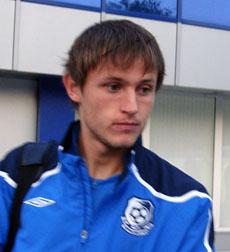 Дмитрий Гришко, chernomorets.odessa.ua
