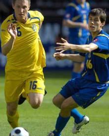 Кравченко в сборной