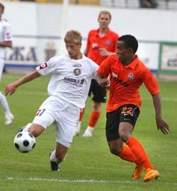 Федорчук против Виллиана, фото fclviv.com.ua