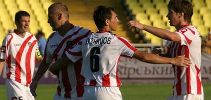 Фото из архива fcarsenal.com.ua