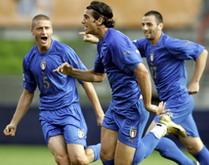 Италия уже в четвертьфинале