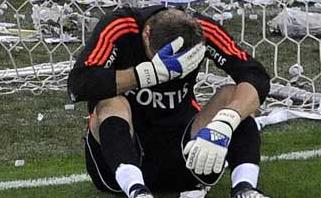 Печаль Зитки. sportwereld.be