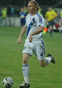 Тибериу Гиоане, фото Ильи Хохлова, Football.ua