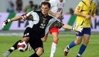 Андрей Пятов, фото ffu.org.ua