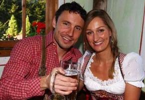 Выпил пива и снова счастлив! Фото Reuters