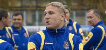 Андрей Воронин, фото Ильи Хохлова Football.ua