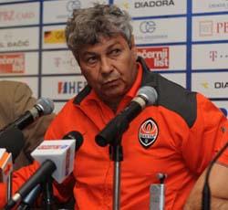Мирча Луческу, фото shakhtar.com