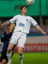 Андрей Воробей, fcdnipro.ua