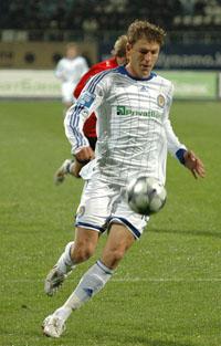 Максим Шацких, фото Ильи Хохлова Football.ua