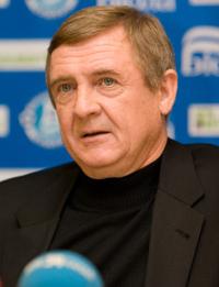 Владимир Бессонов, фото fcdnipro.ua