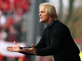 Тренер Майнца Йорн Андерсен, www.kicker.de