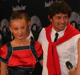 Ануки и Каха, фото Reuters