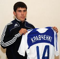 Сергей Кравченко, фото И. Хохлова, football.ua