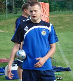 Олег Гусев, фото fcdynamo.kiev.ua
