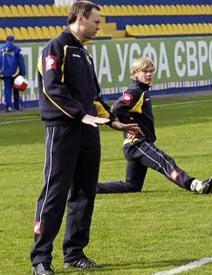 Александр Головко, фото Команда