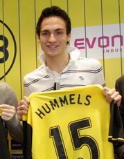 Матс Хуммельс, bundesliga.de