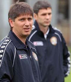 Сергей Ковалец, фото Команда