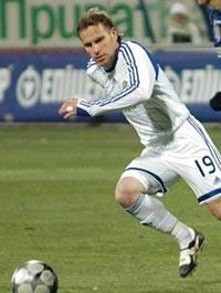 Флорин Чернат, фото Ильи Хохлова, Football.ua