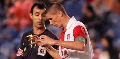 Диалог Торреса и арбитра, Marca