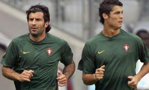 Лицо португальского футбола