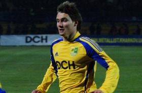 Денис Олейник, фото metallist.kharkov.ua