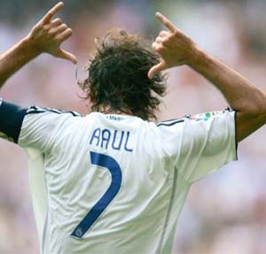 Рауль и Реал - слова синонимы