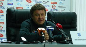Александр Заваров, фото Олега Печеневского, специально для Football.ua