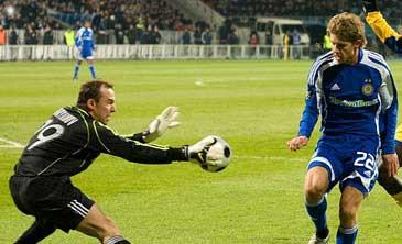Фото Ильи Хохлова Football.ua