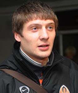 Евгений Селезнев, фото shakhtar.com