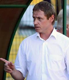 Олег Кононов, фото газеты Команда