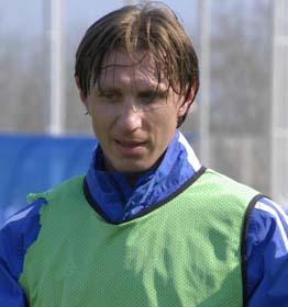 Сергей Федоров, фото ФК Черноморец