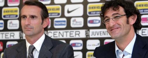 Жан-Клод Блан и Чиро Феррара, www.corrieredellosport.it