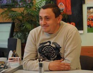 Геннадий Орбу, shakhtar.com