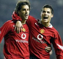 Теперь оба в Реале