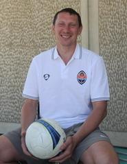 Дмитрий Шутков. shakhtar.com