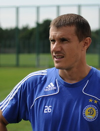 Андрей Несмачный, фото Ильи Хохлова, Football.ua