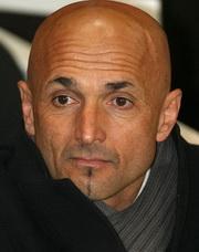 Лучано Спаллетти, РА
