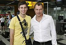 Никола Калинич с типом