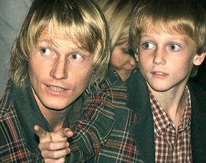 Гусин и сын, фото Блик