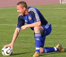 Тибериу Гиоане, фото ФК Динамо К