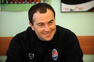 Геннадий Зубов, ФК Шахтер