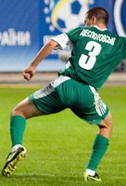 Филипп Деспотовски, фото И. Хохлова, Football.ua