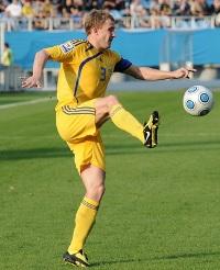 Александр Кучер, фото Ильи Хохлова Football.ua
