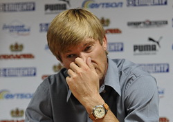 Юрий Максимов, фото И. Хохлова, Football.ua
