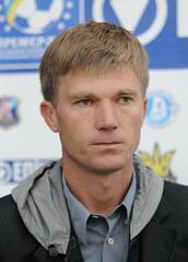 Максимов возвращается на поле, фото Ильи Хохлова, Football.ua