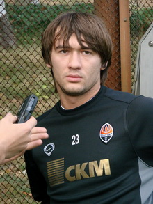 Константин Кравченко, фото ФК Шахтер