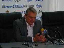 Юрий Коваль, фото О. Печеневского, Football.ua