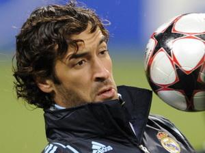 Рауль перестал узнавать мяч... фото Getty