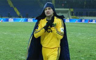 Олег Шелаев, фото ФК Металлист
